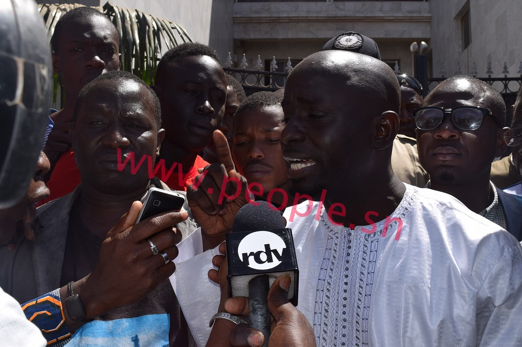 Thierno Bocoum de Rewmi sur les événements de Walf : « Nous n'allons plus accepter les intimidations! »