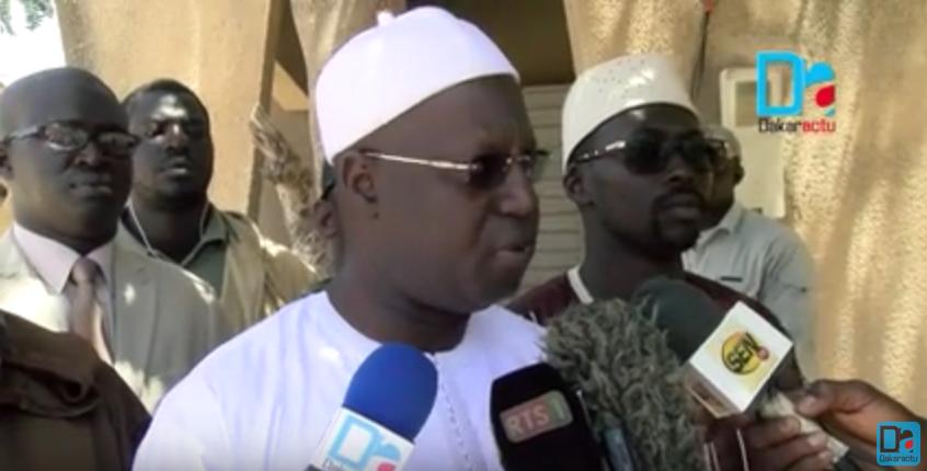 Abdou Karim Sall, DG de l'ARTP : « Il n'a jamais été question de couper le signal ni de la radio ni de la télévision de Walfadjri»