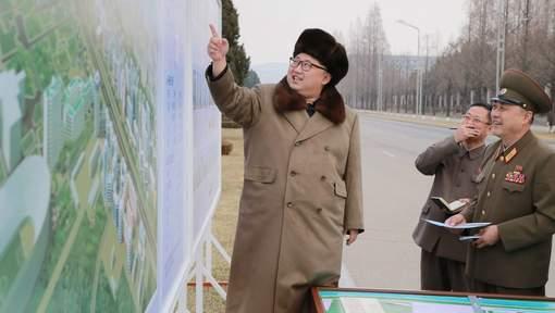 La Corée du Nord tire en mer de nouveaux missiles