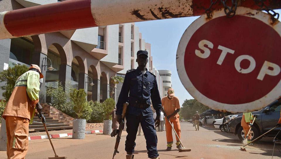Un hôtel attaqué à Bamako