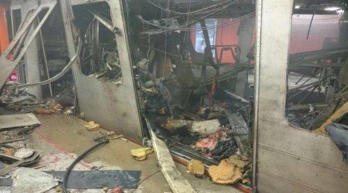 Nouveau bilan des explosions de Bruxelles : 21 morts
