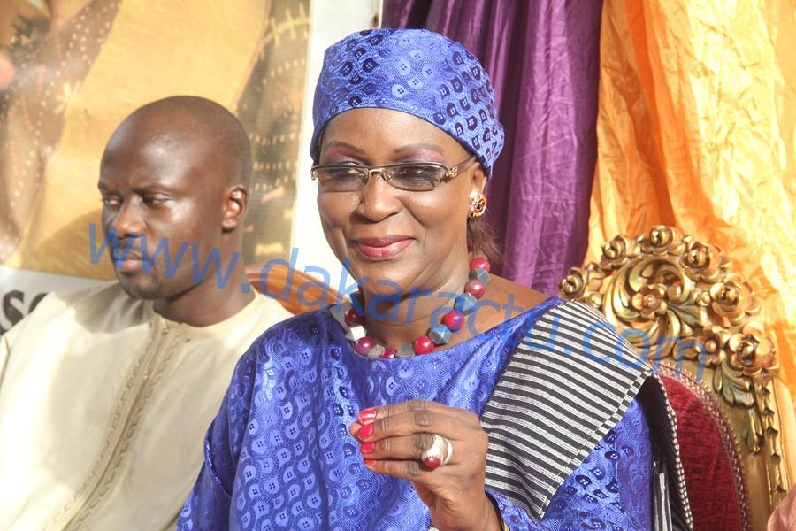 RÉFÉRENDUM : Amsatou Sow Sidibé étalée dans son fief