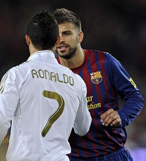 Pique encense Ronaldo