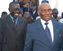 Médiation entre le pouvoir et l'opposition : Me Abdoulaye Wade ne veut pas de Landing Savané