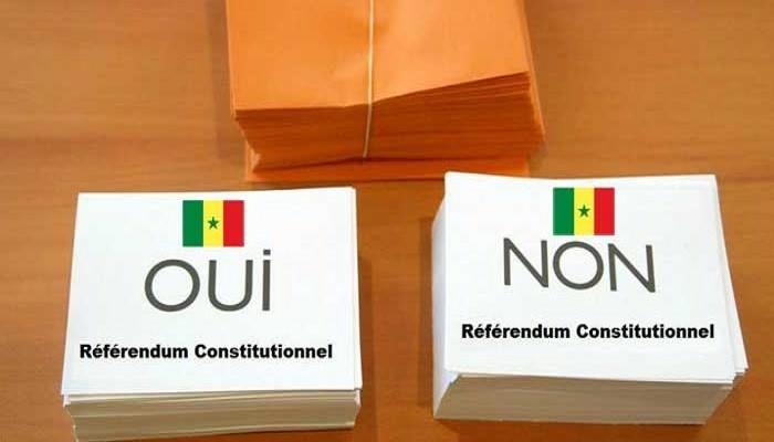 Référendum : Médina Gounass remporte la palme du OUI