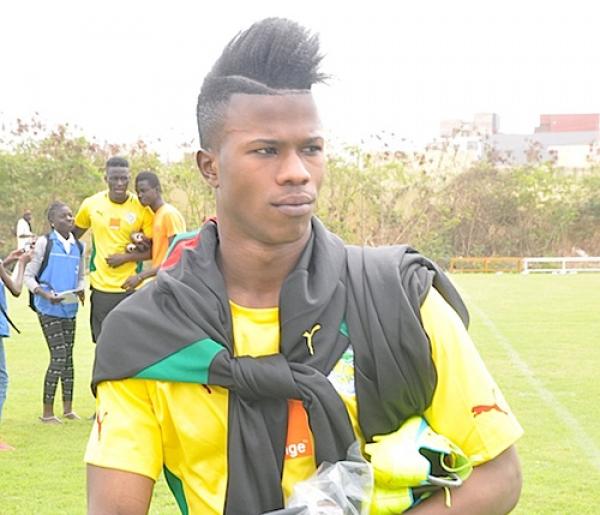 Baldé Diao Keïta, attaquant sur sa première sélection : « Ramener le Sénégal au plus haut niveau »