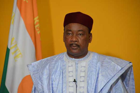 NIGER : Une victoire à 92,49% d'Issoufou Mahamadou