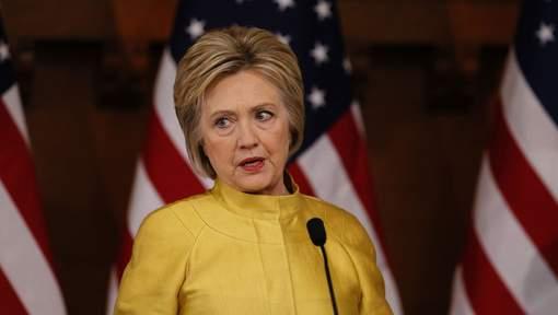 """Hillary Clinton : """" Les banques européennes doivent cesser de financer le terrorisme """""""