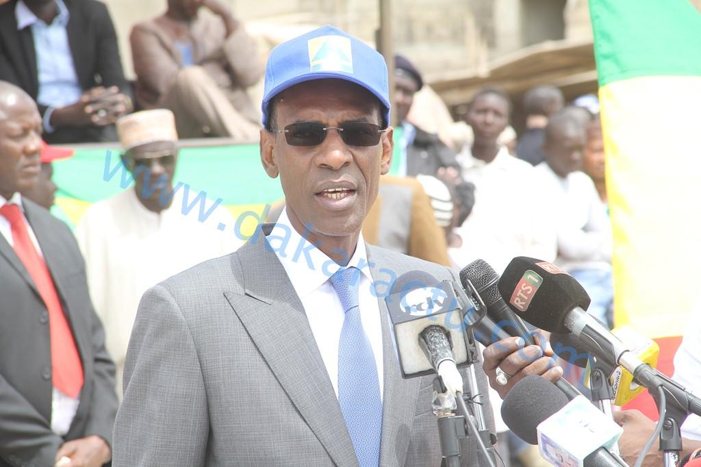 SMS faisant état d'attaques terroristes imminentes : Abdoulaye Daouda Diallo menace