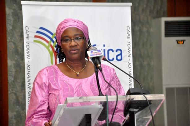 Régression du Sénégal sur l'Indice du développement humain : La représentante du PNUD, Fatou Bintou Djibo pas d'accord