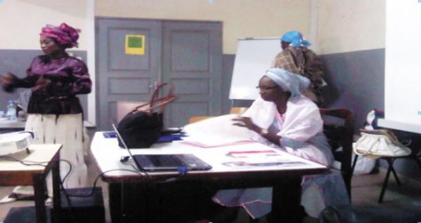 SANTÉ : LE PROJET INFORMED PUSH MODEL INTERVIENT DANS LA RÉGION DE LOUGA