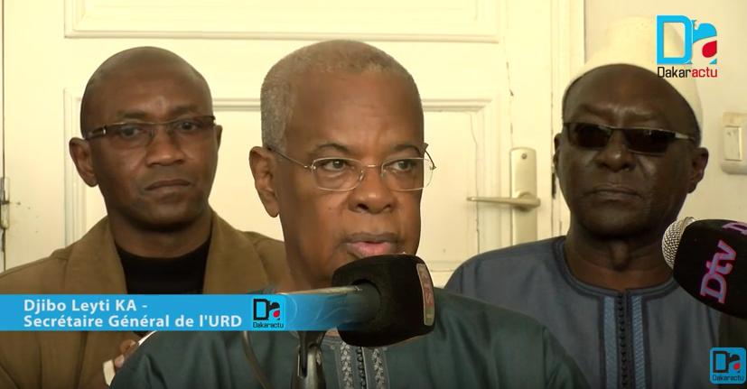 Djibo Ka  tire le bilan du référendum : « Cette consultation s'est transformée au fil des jours en élection présidentielle avec beaucoup de désinformation »