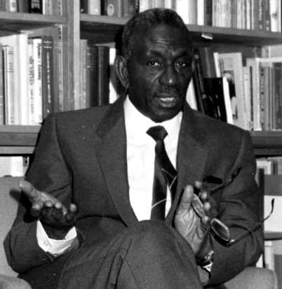 Cheikh Anta Diop : Grand prix de la Mémoire (par Morgane Oko)