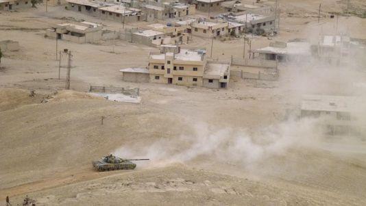 SYRIE : L'armée annonce avoir repris la ville antique de Palmyre à l'Etat islamique