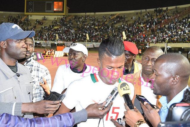 """"""" Diao Baldé Keïta sera plus utile à l'équipe nationale, s'il est préservé """" (Aliou Cissé)"""
