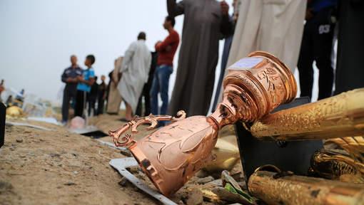 Attentat pendant un tournoi de foot en Irak: de nombreux ados tués