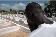 Profanation du cimetière catholique de Rufisque : 6 tombes visitées, des crucifix et des pots de fleurs cassés