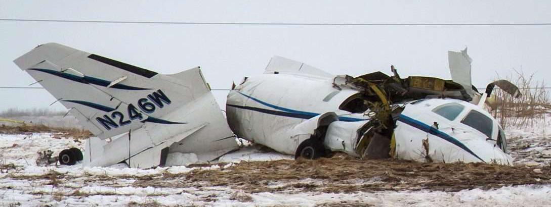 Canada : Un ancien ministre meurt dans le crash d'un avion en se rendant aux funérailles de son père