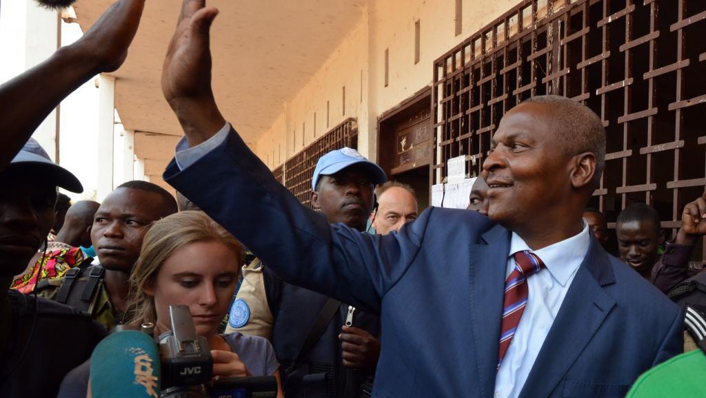 RCA : le nouveau président Faustin-Archange Touadéra a prêté serment