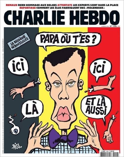 La famille de Stromae choquée par Charlie Hebdo