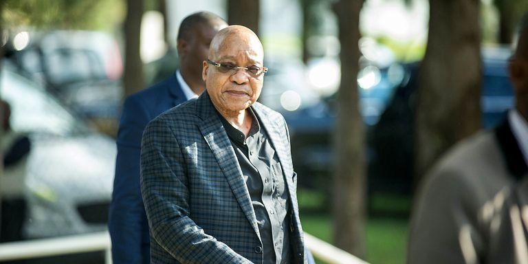 Afrique du Sud : une procédure de destitution lancée contre le président Jacob Zuma