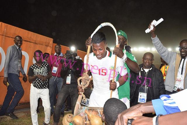 Après avoir gagné la bataille ds tribunes, Diao Baldé Keïta attendu pour celle du terrain