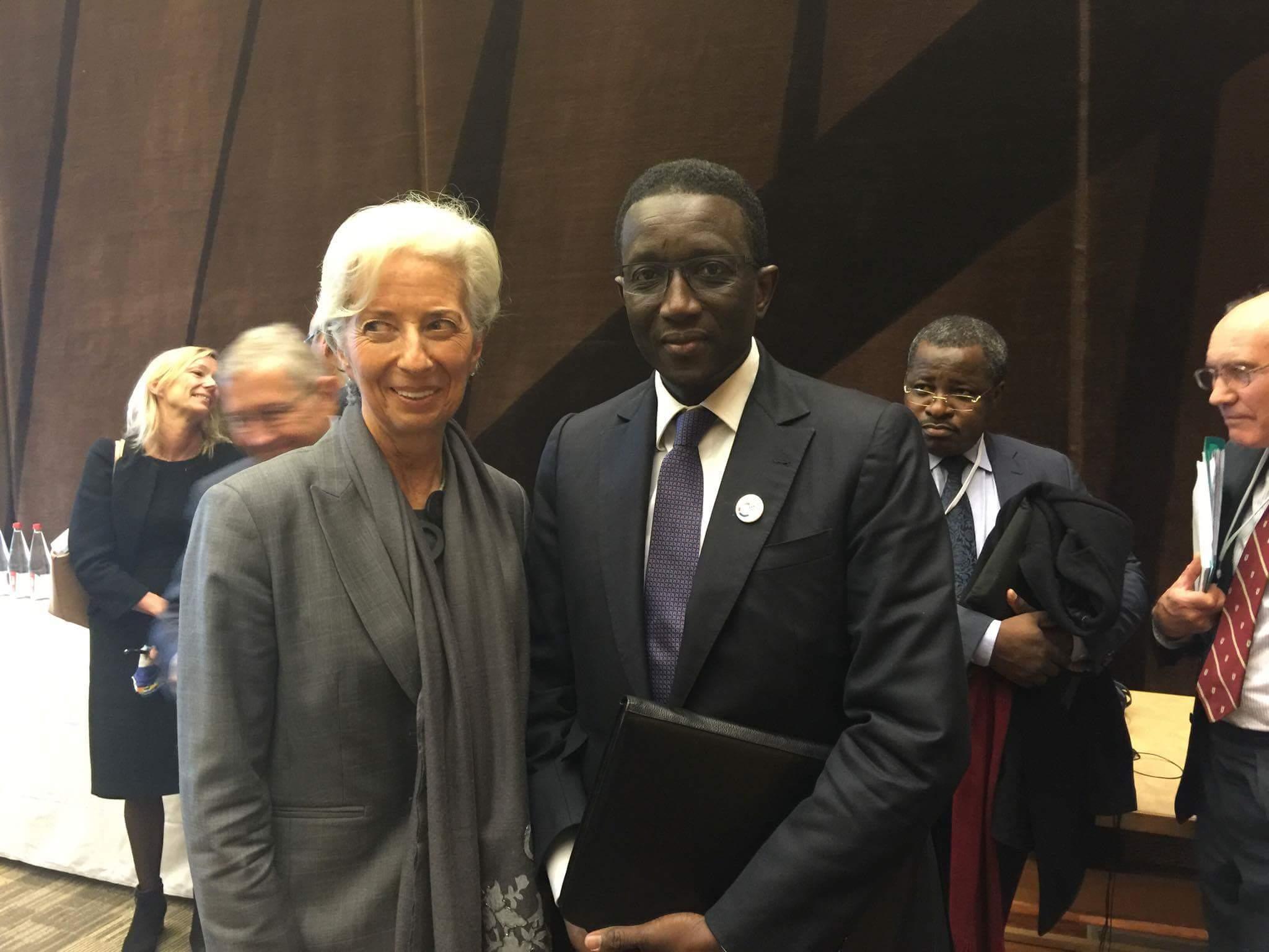 Stabilité du système monétaire et financier international : Amadou Ba souligne le besoin des pays africains de compter sur des perspectives encore plus fermes de stabilité