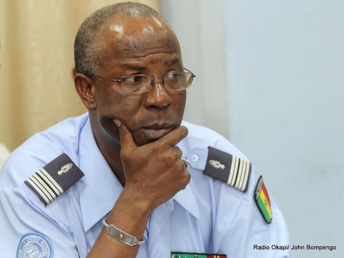 Général Mamadou Guèye Faye, Haut commandant de la Gendarmerie  nationale  ( Le Témoin)  « Les défis sécuritaires nous interpellent car la gendarmerie a une double référence militaire et sécuritaire »
