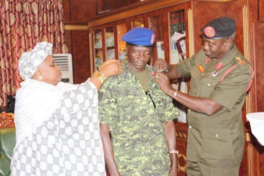 GAMBIE : Un officier de l'armée affilié au MFDC élevé au grade de Général de brigade