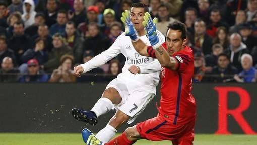 Cristiano Ronaldo offre le Clasico au Real Madrid