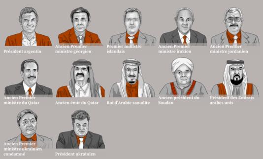 « Panama papers » : 140 personnalités internationales ont utilisé des sociétés offshore