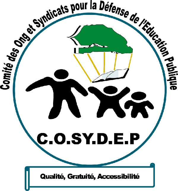 """EDUCATION : La COSYDEP """"rassurée"""" par le discours du Chef de l'Etat"""