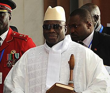 Crise Gambie/Sénégal – Jammeh active les riverains