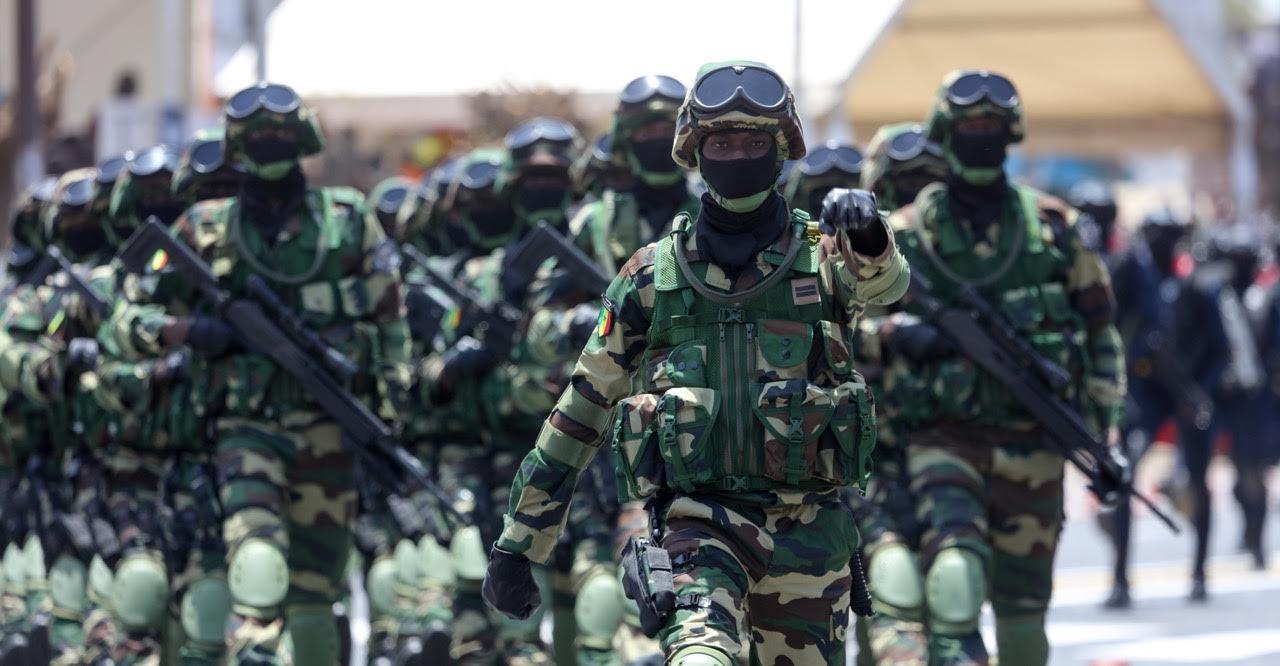DÉFI DE LA SÉCURITÉ DU DÉFILÉ FACE A LA MENACE TERRORISTE : Une démonstration de force digne d'un état souverain