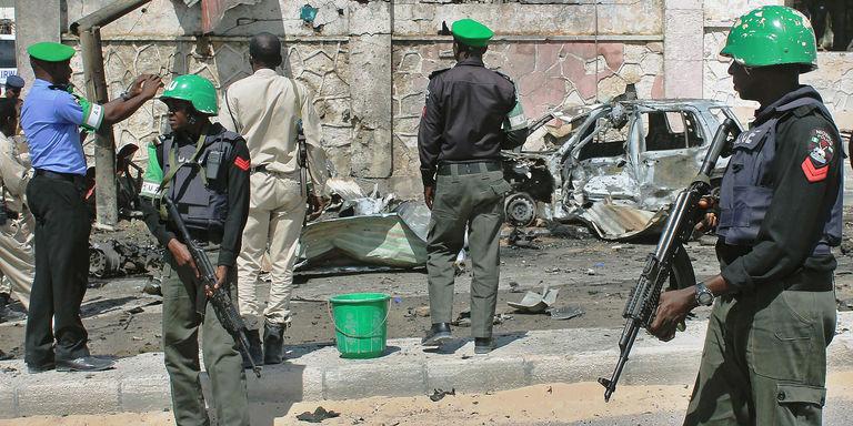 Fusillade entre la police et des tireurs à Brazzaville au Congo
