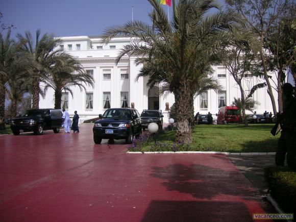 Accident : Un choc devant le Palais de la République
