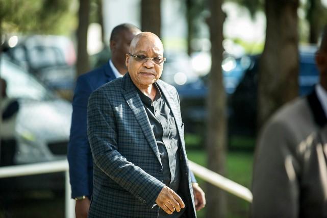 Afrique du Sud : Le président Zuma échappe à la destitution