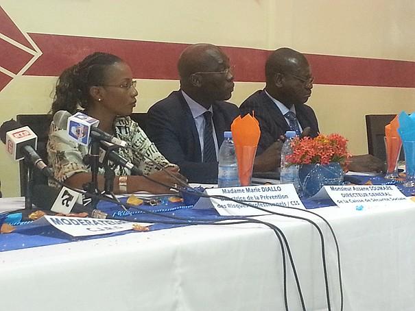 Lancement du mois africain de la prévention des risques professionnels : Un moment de réflexion et de partage sur les pratiques en matière de prévention