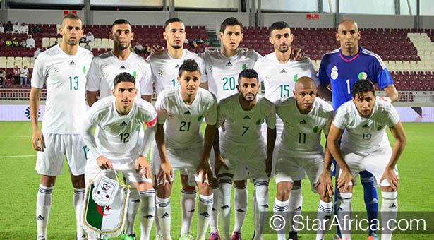 Classement FIFA : l'Algérie détrône le Cap-Vert