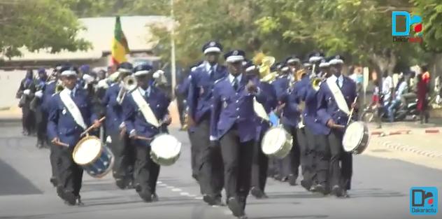 Remise du drapeau national au 2ème contingent de la MUNISCA : Le Sénégal déploie 140 éléments pour assurer la protection des autorités politiques centrafricaines et internationales à Bangui