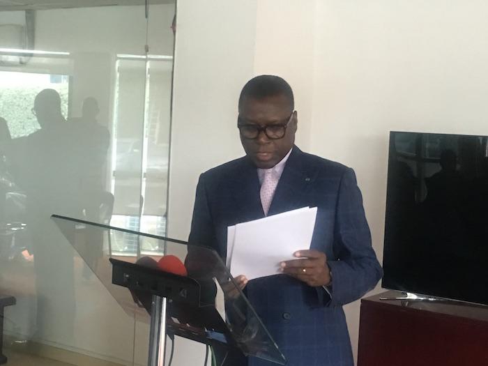 """Pierre Goudiaby Atépa : """" Ce que ma famille et moi possédons à l'étranger (...) L'Etat du Sénégal me doit beaucoup d'argent """""""