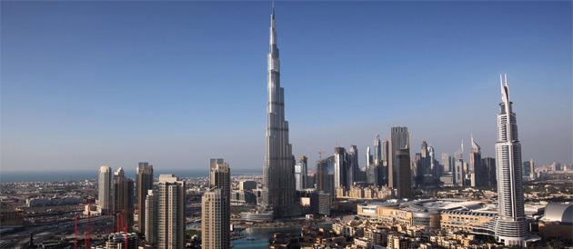 Dubaï va construire une tour plus haute que la Burj Khalifa