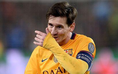 Messi, du jamais-vu depuis 2011 !