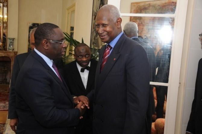 Éloges pour Diouf : Macky Sall fasciné par Abdou Diouf