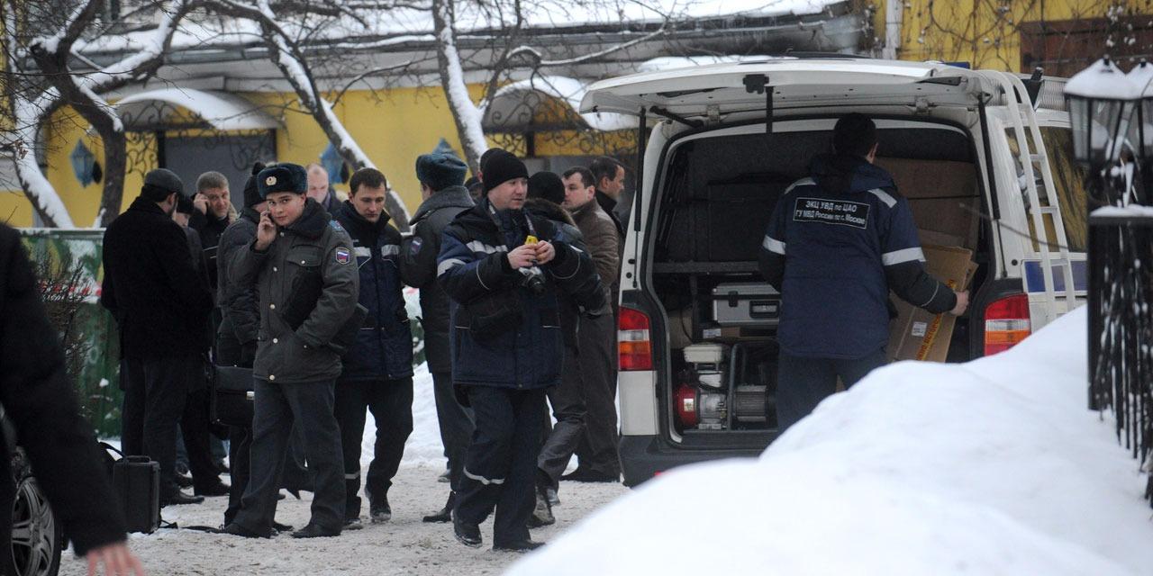 Au moins deux explosions à l'entrée d'un commissariat dans une ville du sud de la Russie
