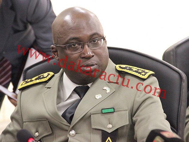 """Le DG des Douanes sénégalaises préconise une """"riposte coordonnée"""" contre la criminalité transfrontalière"""