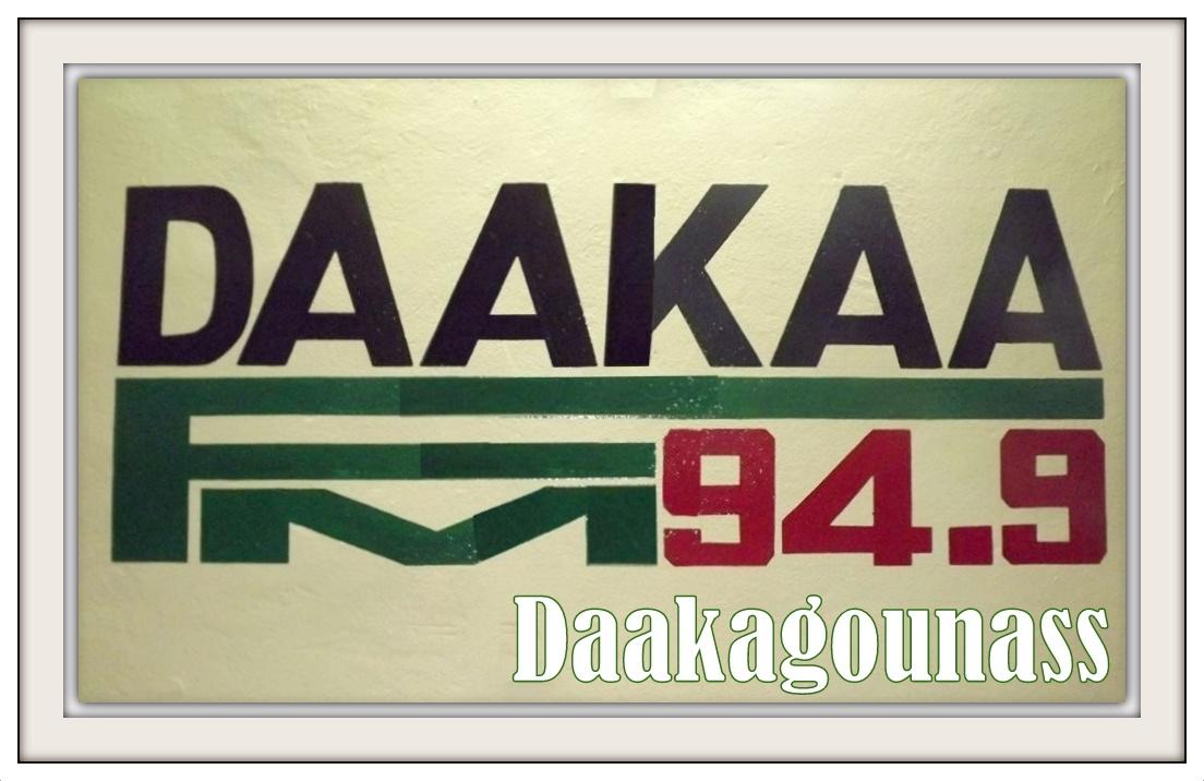 DAAKAA FM au cœur de l'événement