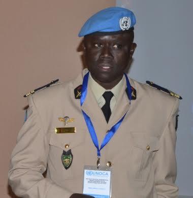 Nommé commandant de l'Armée de Terre : Le colonel François N'diaye élevé au grade de général de brigade