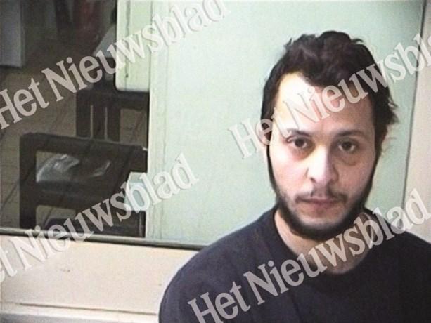 La première photo de Salah Abdeslam en prison