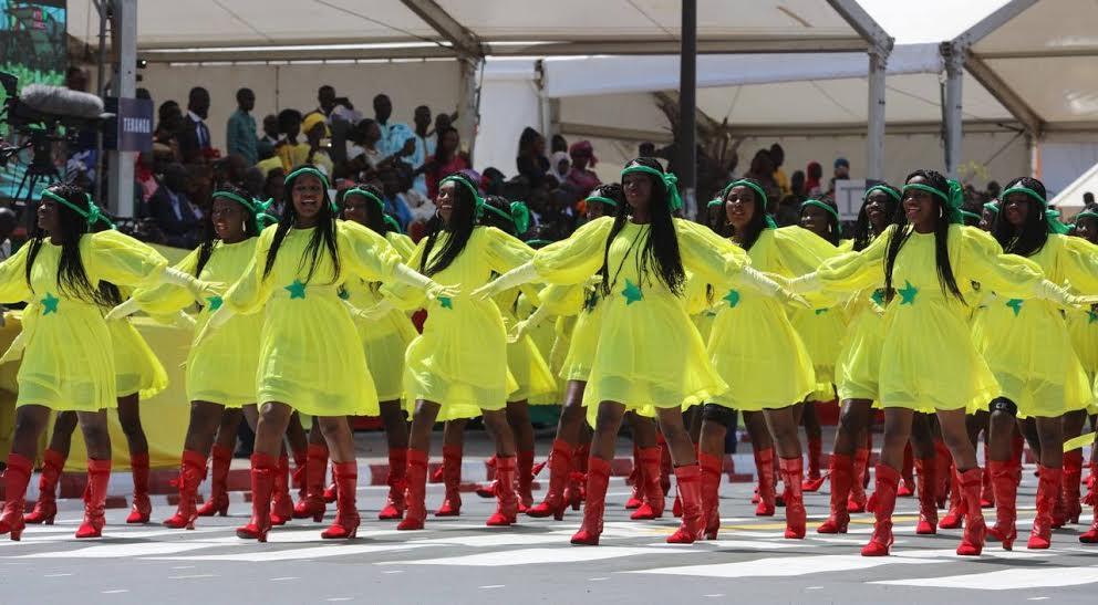 Fête de l'indépendance : Le vert de l'espoir, un symbole revivifié ! (Idrissa M. Diabira)